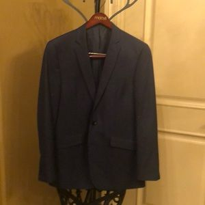 Kenneth Cole navy jacket